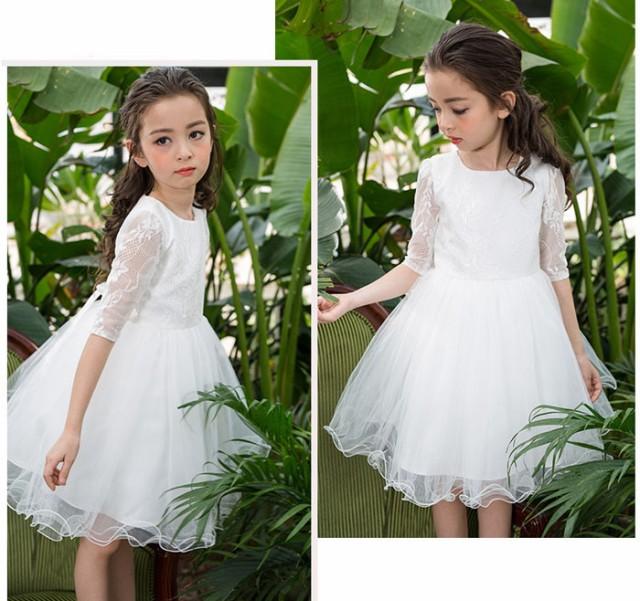 子供ドレス フォーマル キッズ 女の子 ワンピース...