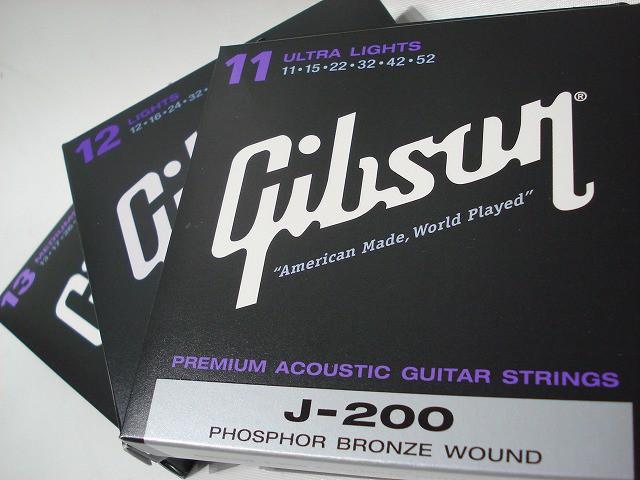 Gibson/アコースティック弦 J-200 Deluxe Phospho...