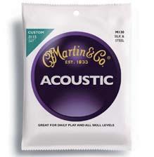 Martin/アコースティック弦 M-130 Standard Bronz...