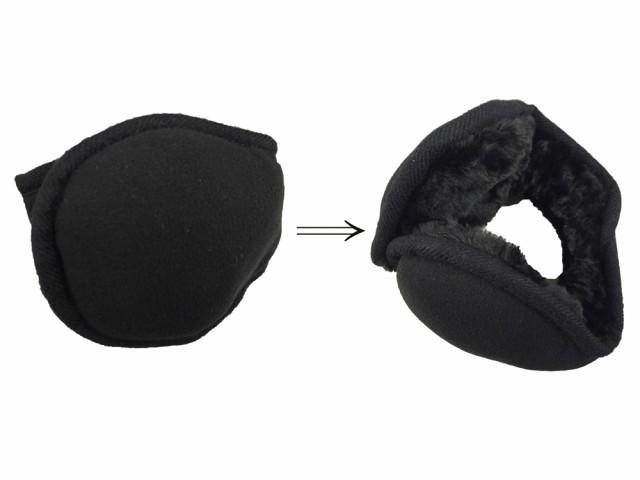 携帯便利 折り畳み式耳あて 長さ調整可能 MMA027...