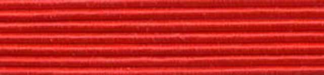 絹巻水引 紅