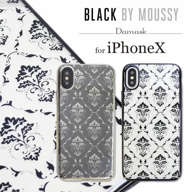 iPhoneXS iPhoneX 兼用 ケース ブランド BLACK BY...