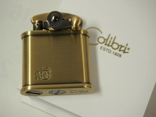絶版 Colibri コリブリ  オイルライター308-0010 ...