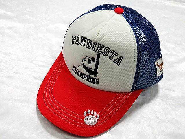 PANDIESTA JAPAN ベースボールパンダ メッシュ...