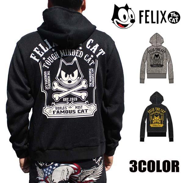 felix the cat フィリックス パーカー メンズ Fel...