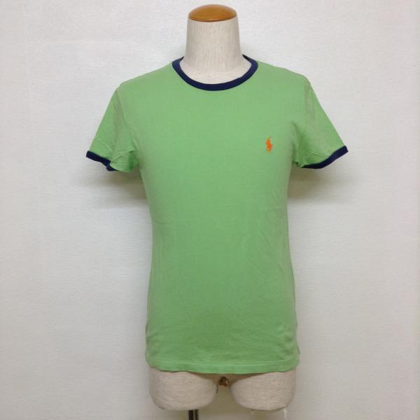 ポロラルフローレン Tシャツ 062018 黄緑 POLObyR...