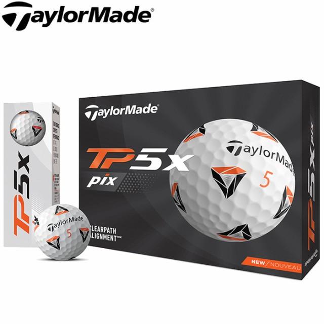 2021 Taylormade テーラーメイド TP5x pix ボール...