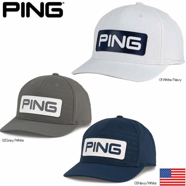 PING 35552 Debossed PYB CAP US ピン デボスPYB ...