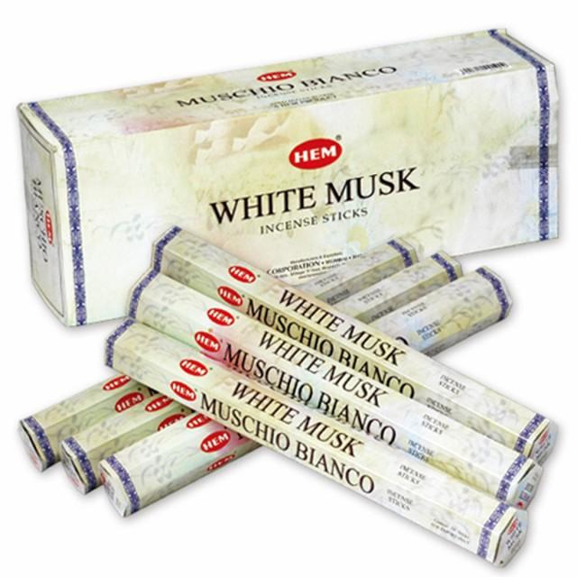 ヘム HEM スティック WHITE MUSK ホワイトムスク ...