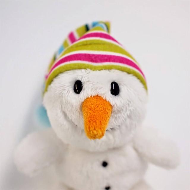 ガンド GUND ぬいぐるみ 雪だるま 4042771 スノー...