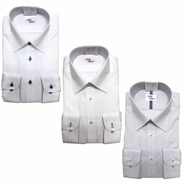 グリアンローチ Yシャツ メンズ GRIAN RORCHI 長...