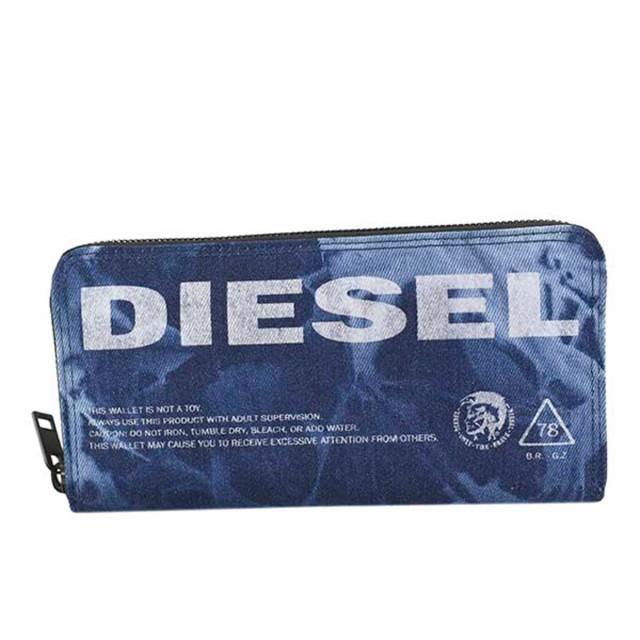 ディーゼル DIESEL 財布 X07315 P3396 H6018 24 Z...