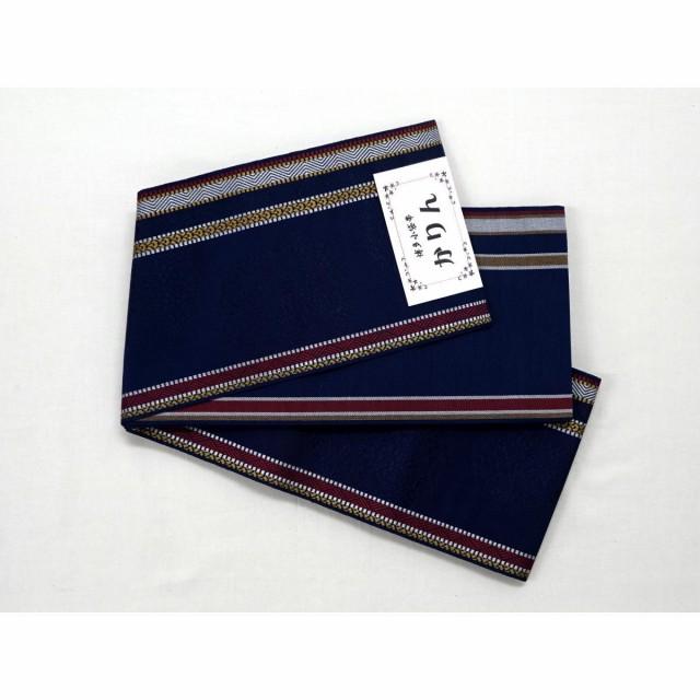 【中古品】【未使用品】半幅帯 博多小袋帯