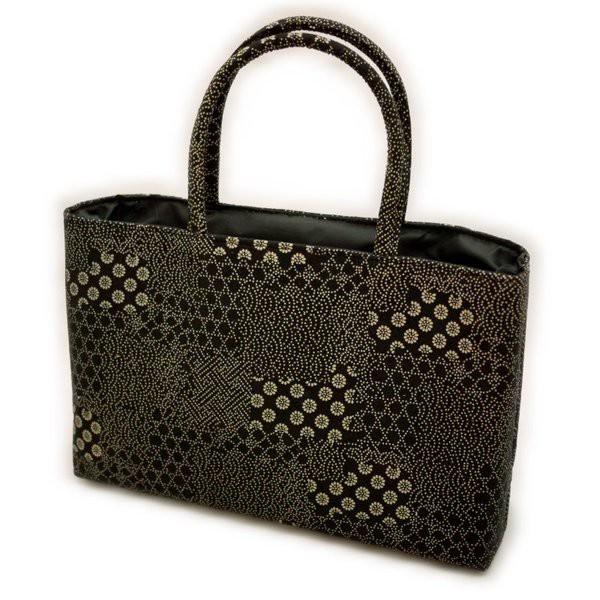 和装バッグ 和柄 印伝 印傳 バッグ 和装小物 きも...