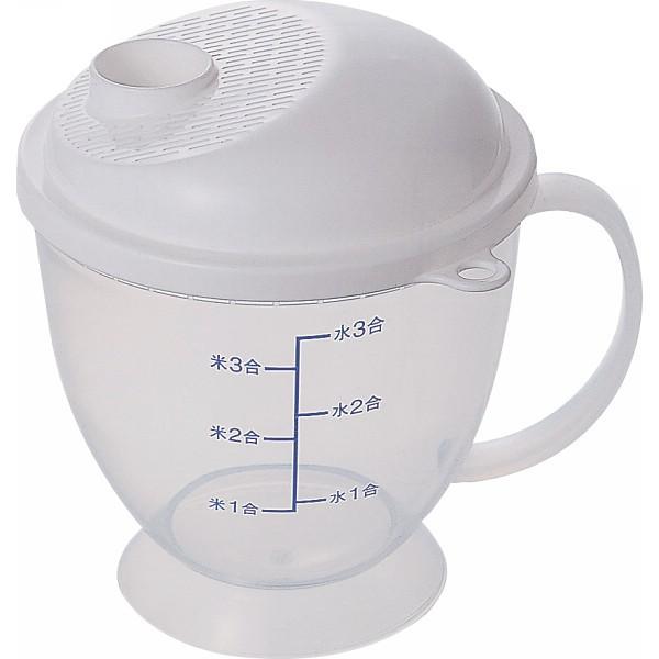 ご飯 とぎ器 簡単 便利 素早い米こさん水道 調理...