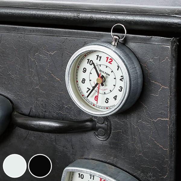 時計 マグネティッククロック ラウンド 丸型 小さ...