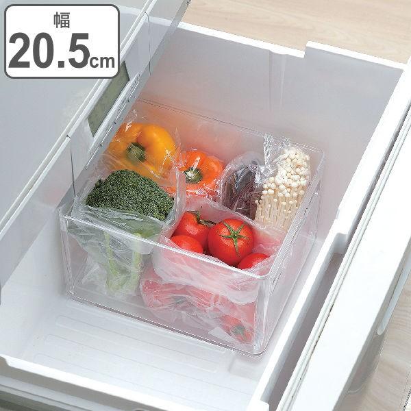冷蔵庫 収納ケース 野菜室・冷凍室収納トレー SKI...