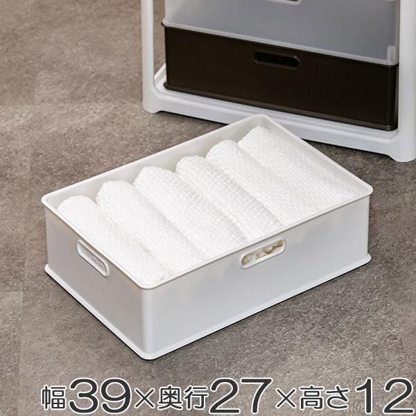収納ボックス 収納ケース squ+ インボックス M プ...
