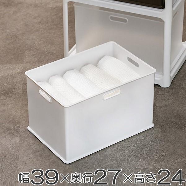 収納ボックス 収納ケース squ+ インボックス L プ...