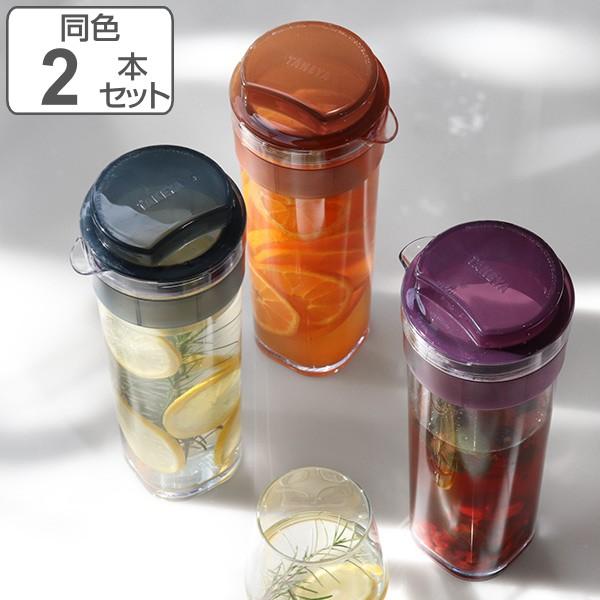 冷水筒 ピッチャー スリムジャグ 1.1L 麦茶ポット...