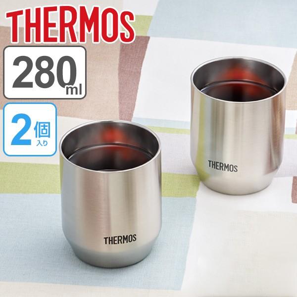 タンブラー サーモス thermos 真空断熱カップ 280...