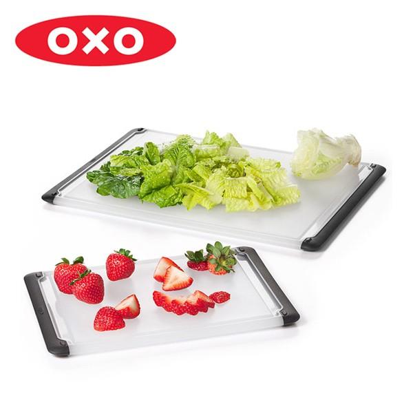 OXO オクソー まな板 2枚入り カッティングボードセット