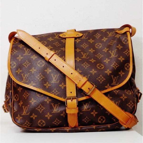 ルイヴィトン Louis Vuitton モノグラム ソミュー...