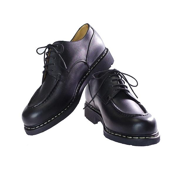 パラブーツ PARABOOT 靴 710709 NOIR 6.5 シャン...