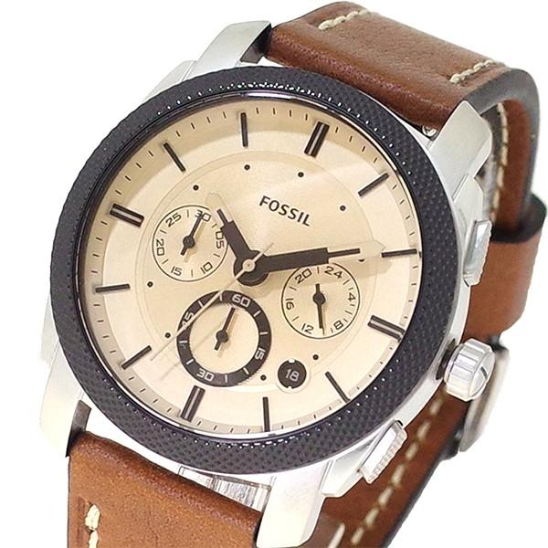 FOSSIL 腕時計 メンズ FS5620 MACHINE マシーン ...