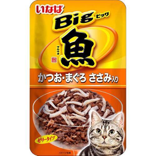 【SALE】Bigマルウオ かつお・まぐろ ささみ入り ...