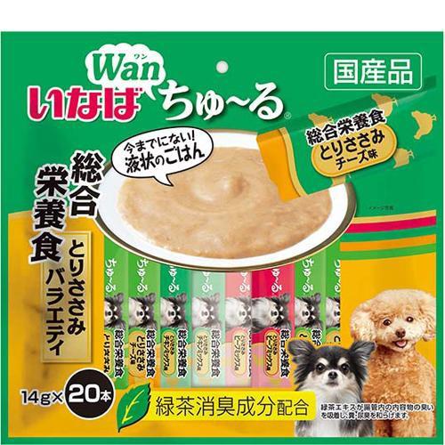【SALE】ちゅ〜る 犬用 総合栄養食バラエティ[ち...