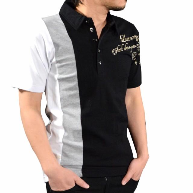 GD8 グラディエイト GLADIATE ポロシャツ カノコ ...