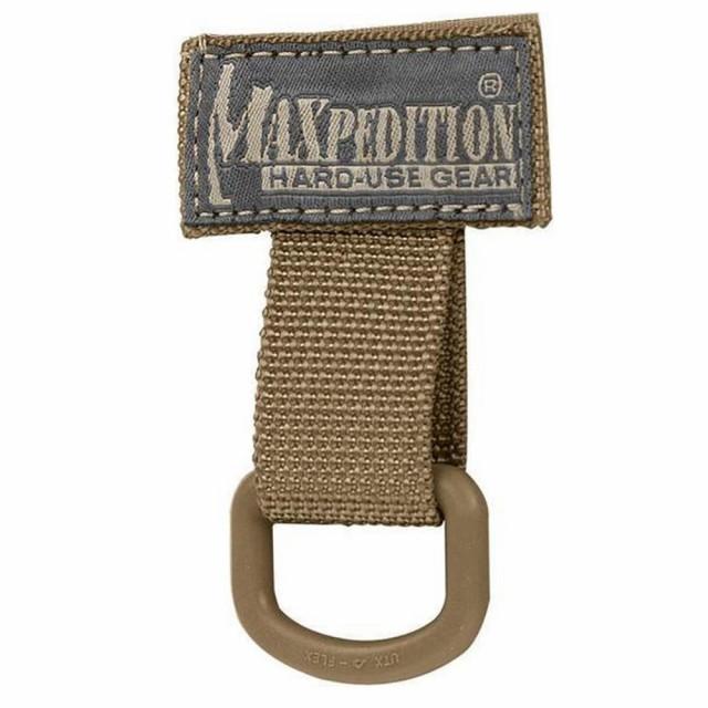 MAXPEDITION タクティカル T-Ring ベルクロ付き M...
