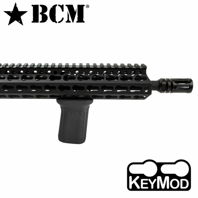 BCM バーチカルグリップ Mod3 ショート Keymod用 ...