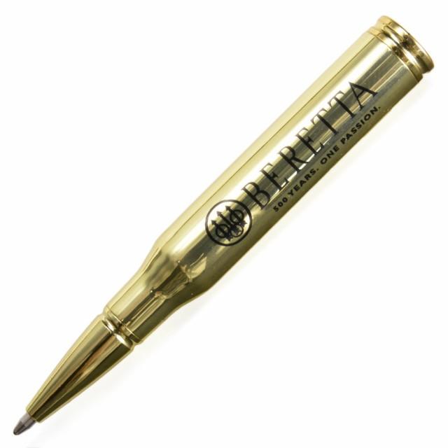 ベレッタ 弾丸型 ボールペン BPEN ブラックインク...