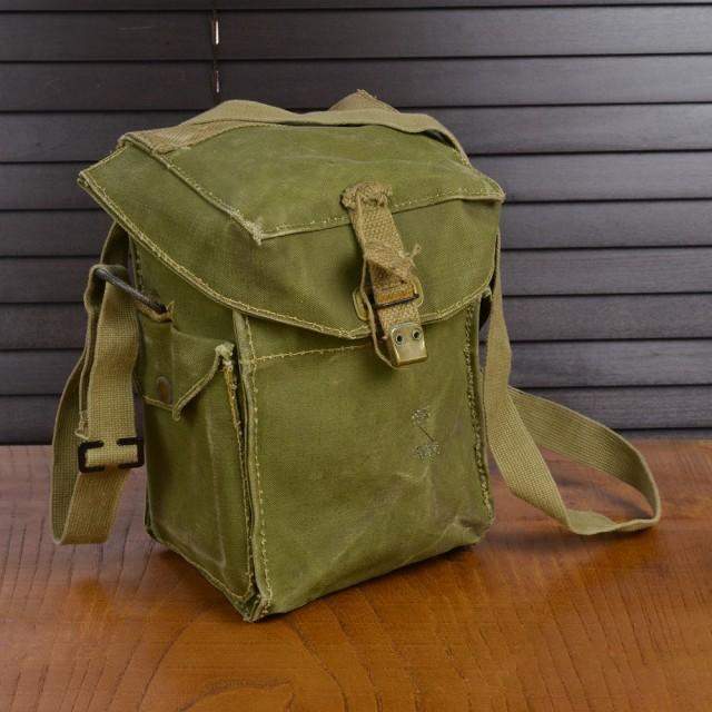 軍放出品 ガスマスクバッグ MK2 イギリス軍 [bs03...