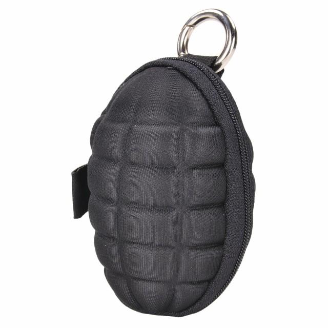 CONDOR キーケース 手榴弾型キーホルダー [ ブラ...