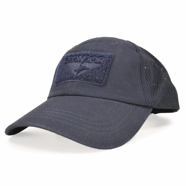 CONDOR 野球帽 タクティカルメッシュキャップ [ ...