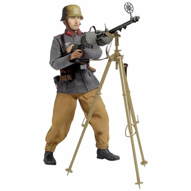 ドラゴンモデルズ ドイツ空軍対空砲 MG 射撃手 フ...