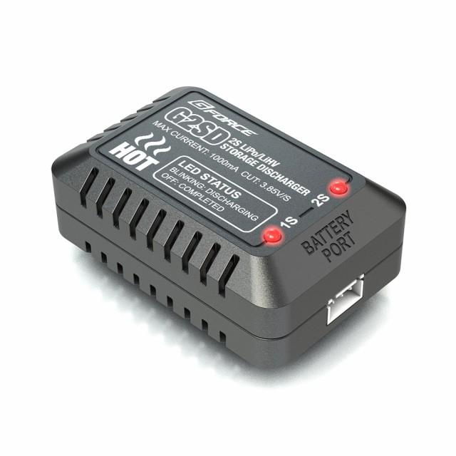 ジーフォース 放電器 G2SD ストレージ ディスチャ...
