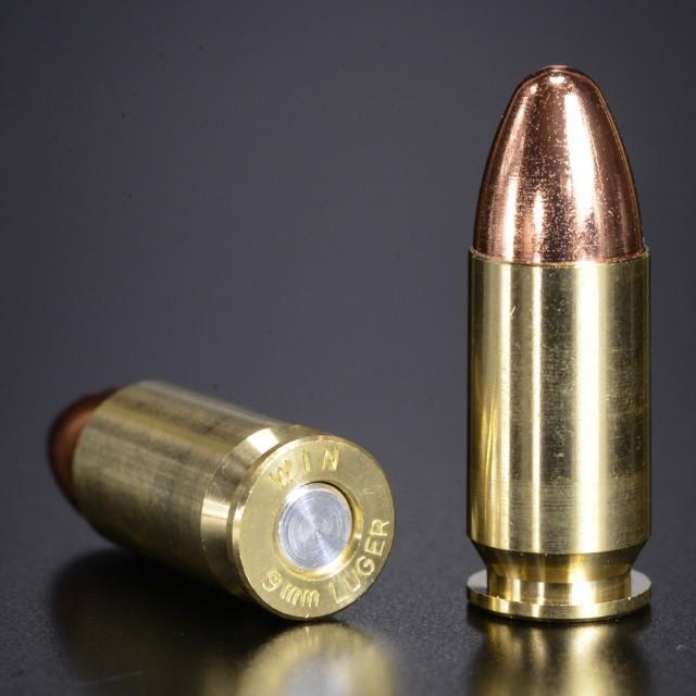 KSC ダミーカート 9mm ルガー M93R用 フルメタル...