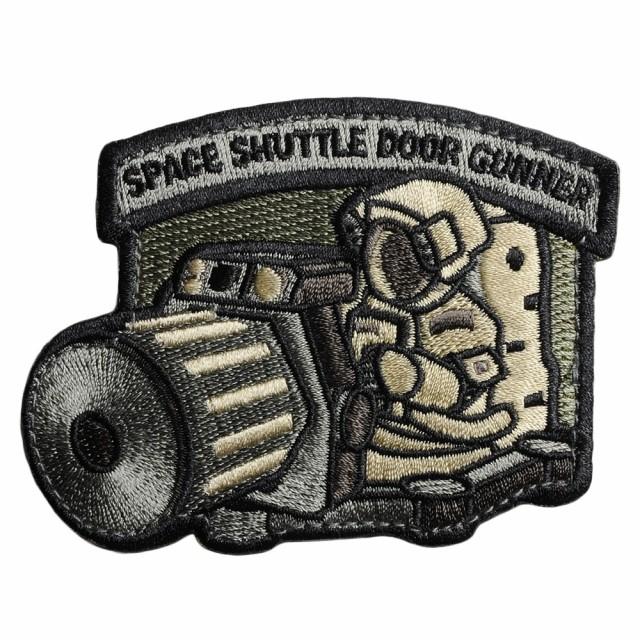 ミルスペックモンキー Space Shuttle Door Gunner...