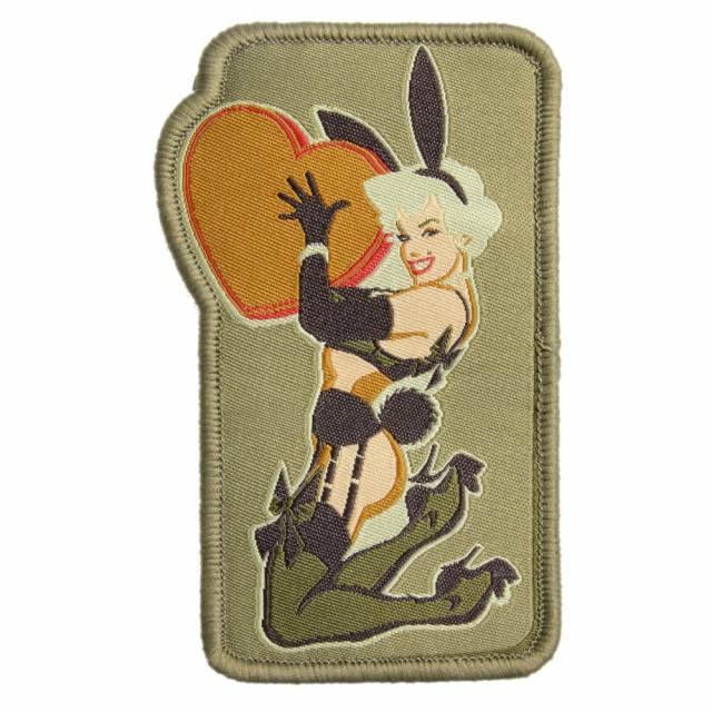 ミルスペックモンキー Love Bunny パッチ ベルク...
