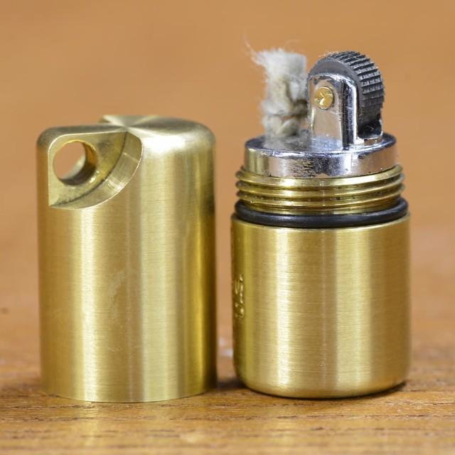 MARATAC ライター SMALL REV 2 小型 ブラス[ra002...