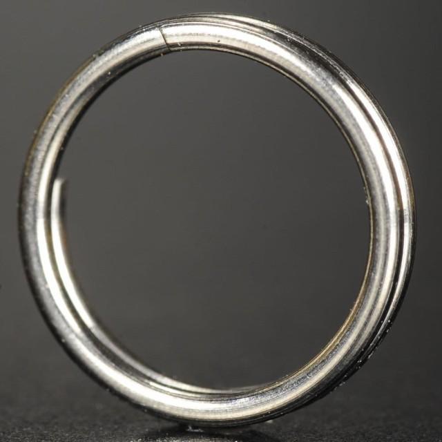 二重リング 11mm チタン製[rev05135]