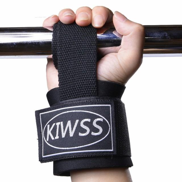 リストストラップ 2個セット 握力サポート KIWSS[...