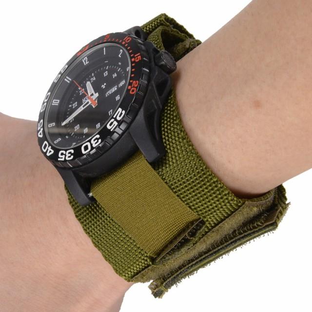 Rothco 時計用ベルト ウォッチバンド ナイロン [ ...