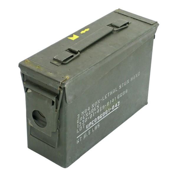 軍放出品 アモカン .30キャリバー 米軍[ro9095]