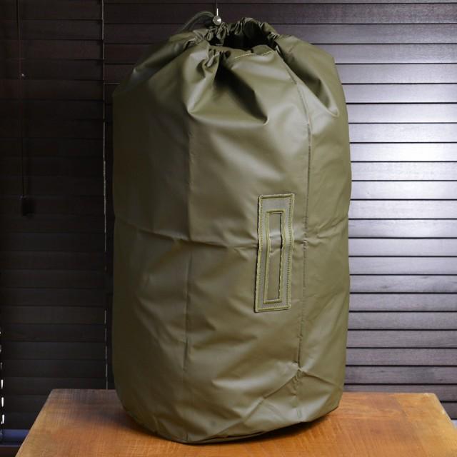 スイス軍放出品 ランドリーバッグ 防水 PVC[s1314...