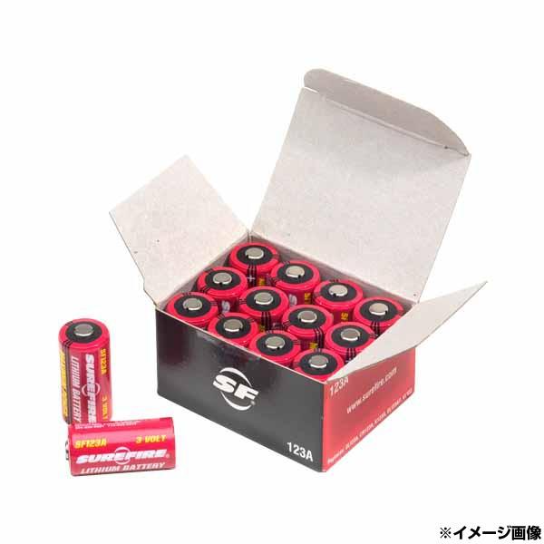シュアファイア リチウム電池 SF123A [ 6個セット...